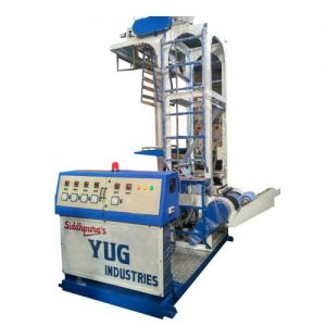 Bio-Degradable Bag Making Machine