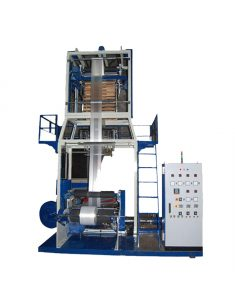 monolayer blown film extrusion machine india